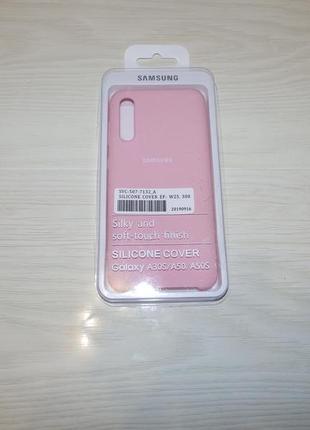 Оригинальный чехол silicone case для samsung galaxy a50 / a50s / a30s2 фото
