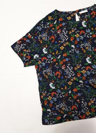 🔥 блуза блузка свободного силуэта оверсайз р 48-50