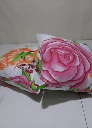 Красивые подушки для декора и для сна! разные расцветки! все размеры!