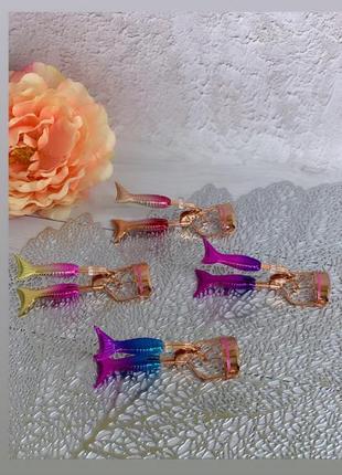 Щипцы для завивки ресниц рыбка