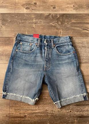 Оригинальные шорты levi's 501