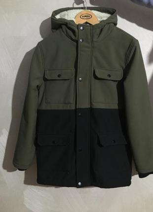 Куртка с неопрена rebel