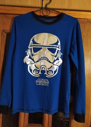 Ковта, футболка с рукавом унисекс звёздные войны star wars фирменная новая хлопок