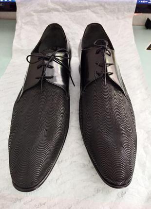 Английские туфли hand made lloyd brecon