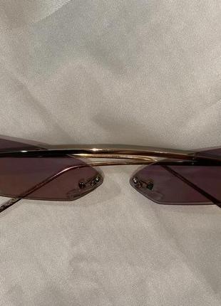 Солнцезащитные очки лисички хамелеон