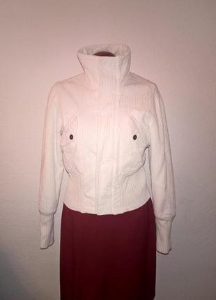 Курточка вельветовая