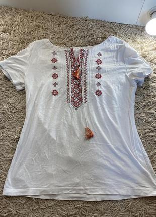 Вышиванка футболка