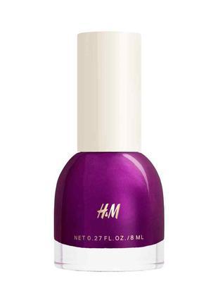 Лак для ногтей h&m