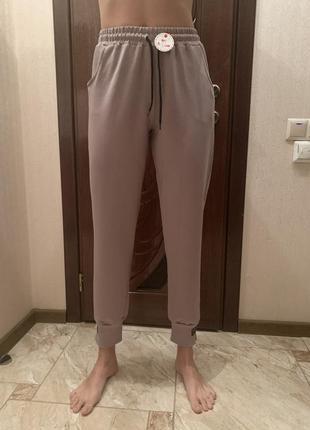 Спортивные штаны легкие, брюки спортивные на весну, джогеры спортивные