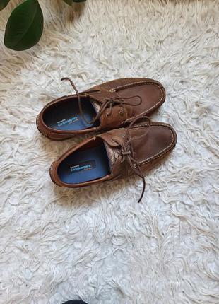 Классные туфли timberland! оригинал! 44,5