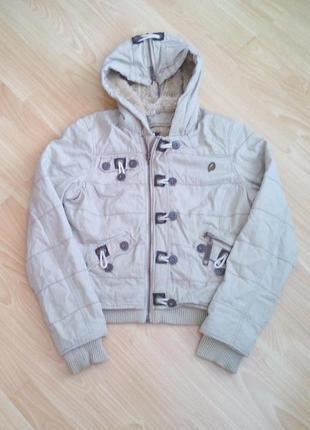 Куртка утепленная, river island, р.uk 14