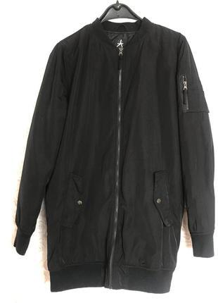 Бомпер подовжений (куртка весняна, або на теплу осінь)