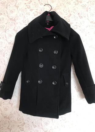 Пальто кашемірове для дівчинки