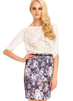 Очень стильная юбка kira plastinina!