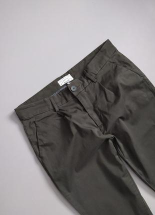 Отличные мужские зелёные штаны only&sons на каждый день