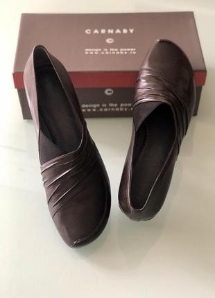 Туфли женские carnaby италия4 фото
