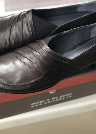 Туфли женские carnaby италия2 фото
