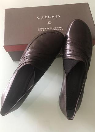 Туфли женские carnaby италия