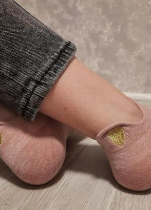 Оригинальные носки с вышивкой
