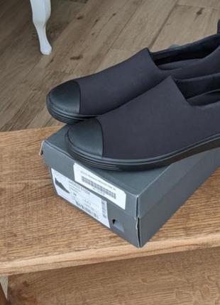 Ecco soft 7, туфлі, черевики