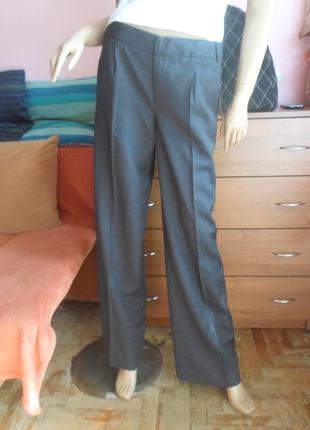 Классические брюки mango, новые