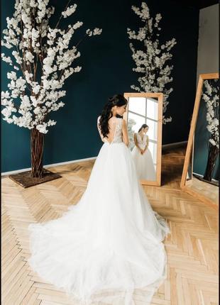 Весільна сукня demi, millanova2 фото