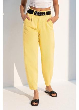 Яркие джинсы баллоны ie163-6076