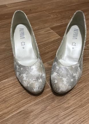 Супер нежность кожаные туфли