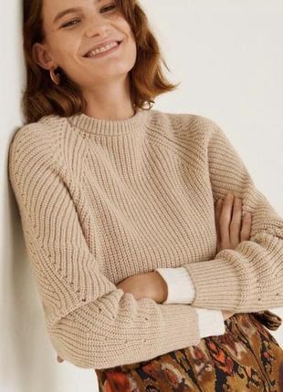 Базовый свитер mango