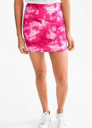 Летняя юбка c&a размер s