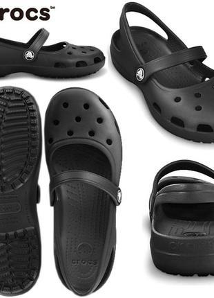 Кроксы crocs сабо босоножки