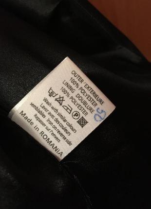 Жилетка костюмная строгая на рубашку new look в полоску5 фото