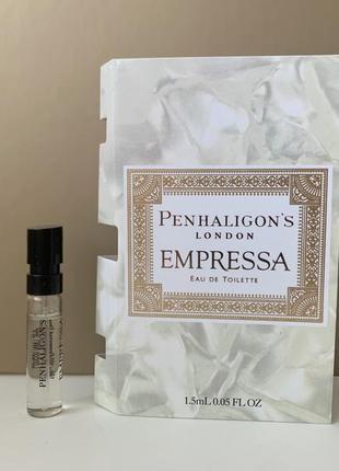Penhaligon`s empressa туалетная вода пробник
