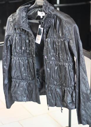 Новая курточка, атласная