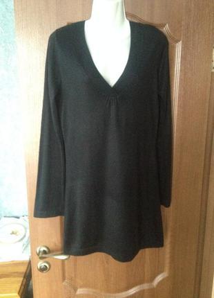 Платье полувер  джемпер свитер marks&spencer