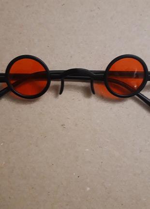 Очки с маленькими линзами 4 цвета