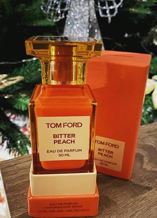 Оригинал tom ford bitter peach парфюмированая вода