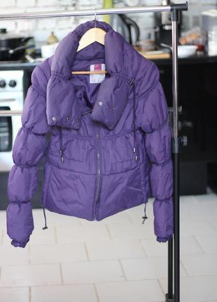 Зимняя куртка motor
