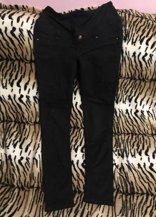 Джинсы для беременных h&m р.40 джинси для вагітних