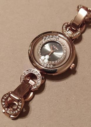 Жіночий годинник-браслет tsc gold