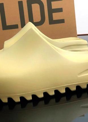 Шлепанцы хит 2021.люкс качество цвет: оливковый материал: пена-полимер