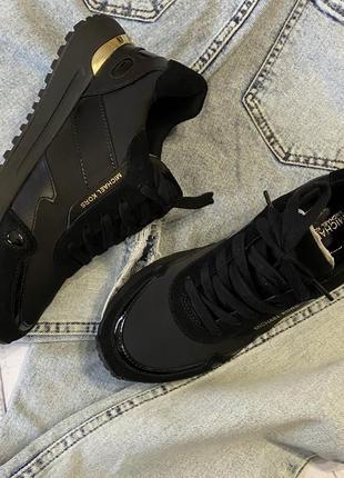 Новая коллекция кроссовки michael kors