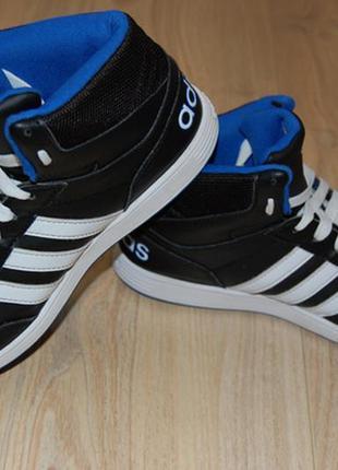 Высокие кроссы adidas
