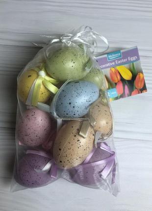 Крашенки набор пасхальных яиц германия melinera 12 шт