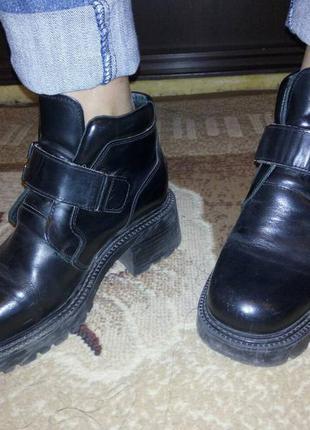 Стильные ботиночки dockers