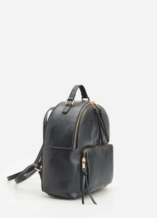 Рюкзак из качественной экокожи