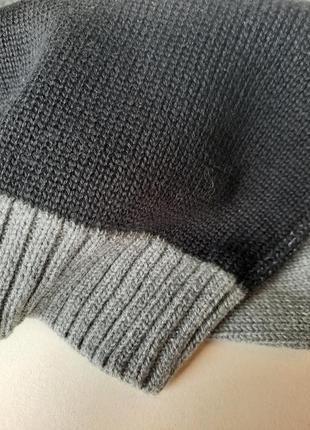 Серый хлопковый свитер gymboree с мотоциклом  4t и 5t4 фото