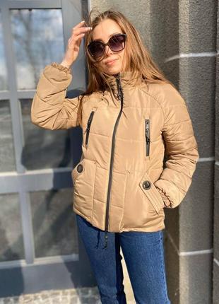 Высококачественная демисезонная весенняя куртка скидка распродажа