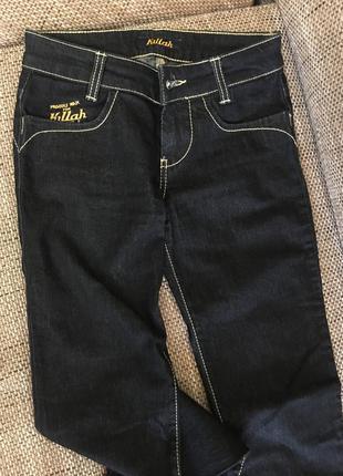 Чёрные джинсы xs 25 размер