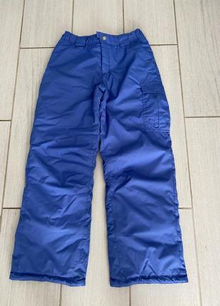 Зимние штаны white sierra